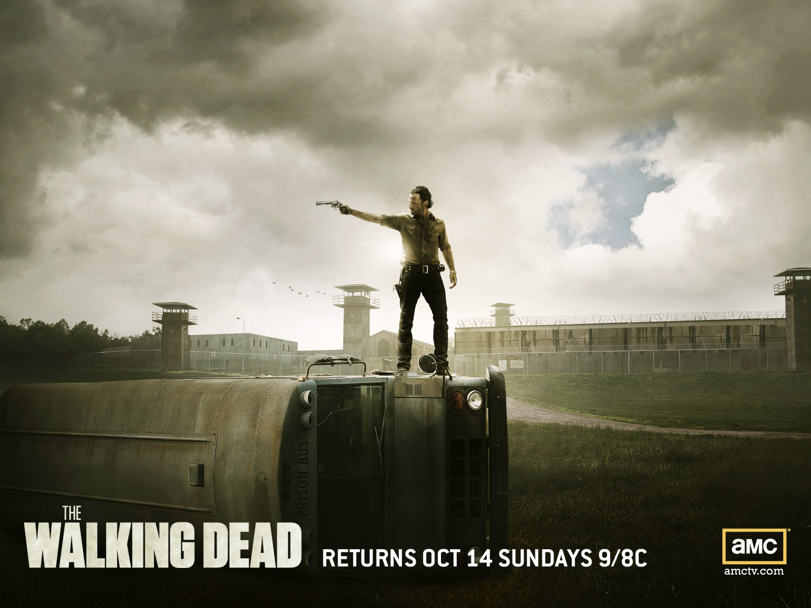 49 Walking Dead Season 3 Wallpaper On Wallpapersafari