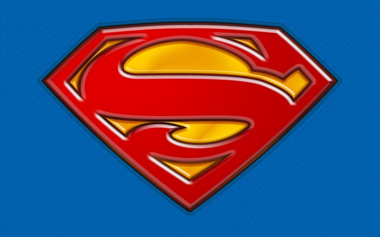 SUPERMAN SHIELD by TheComicFan 1280x800