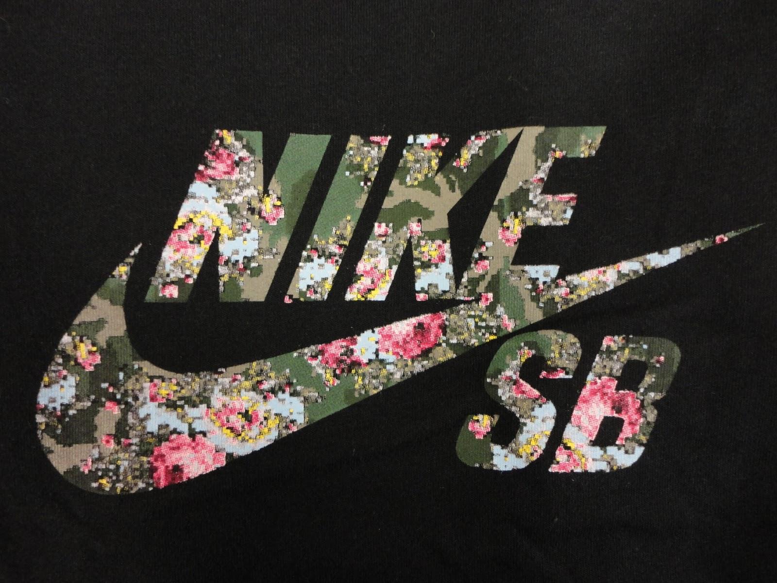nike flower wallpaper wallpapersafari