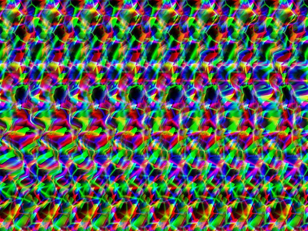 3d Magic Eye Wallpapers Origin 3d magic eye part 2  6 1024x768