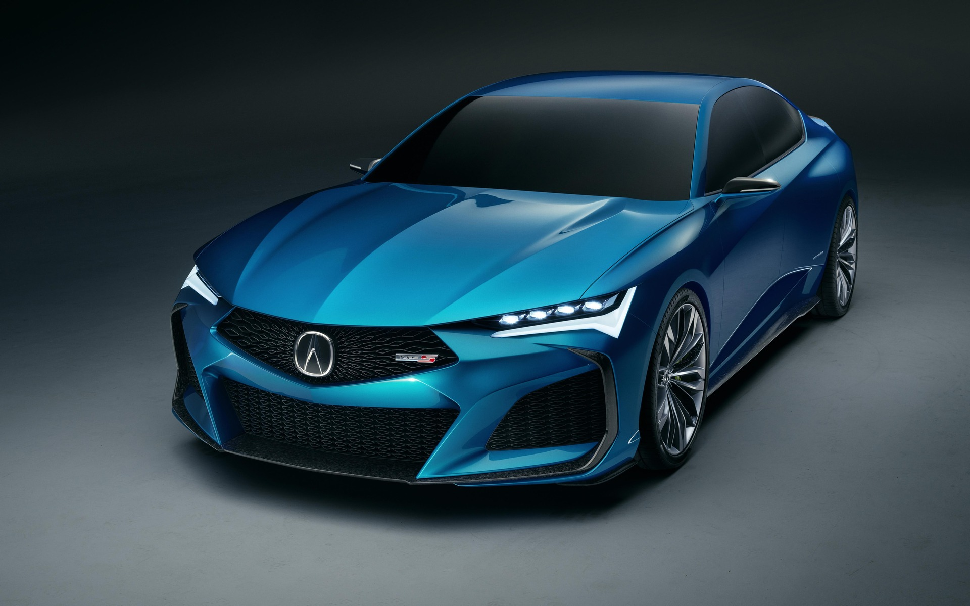 Acura Type S Concept Previews Two New Performance Models   The Car 1920x1200