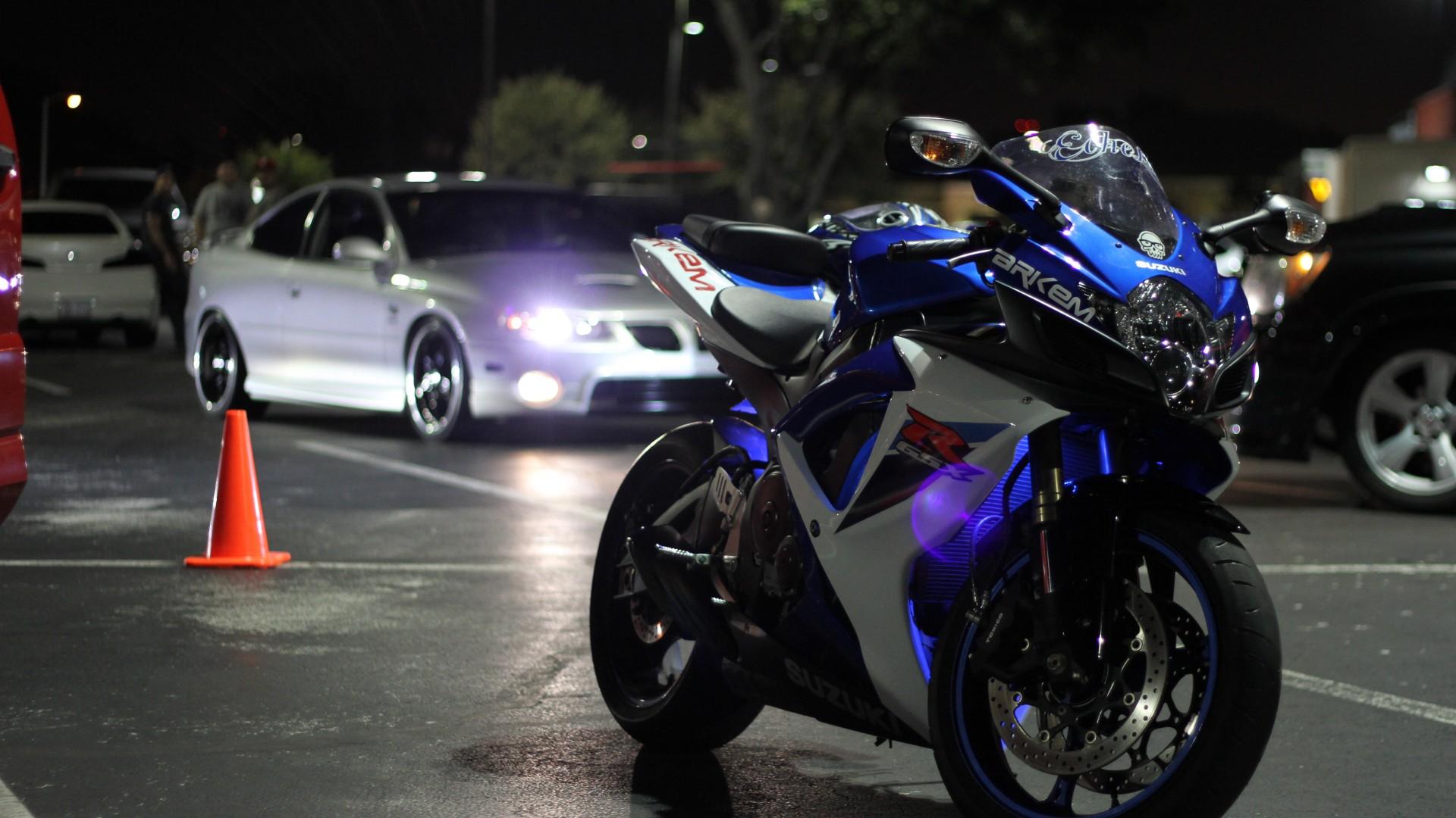 Suzuki moto  № 1582220 без смс