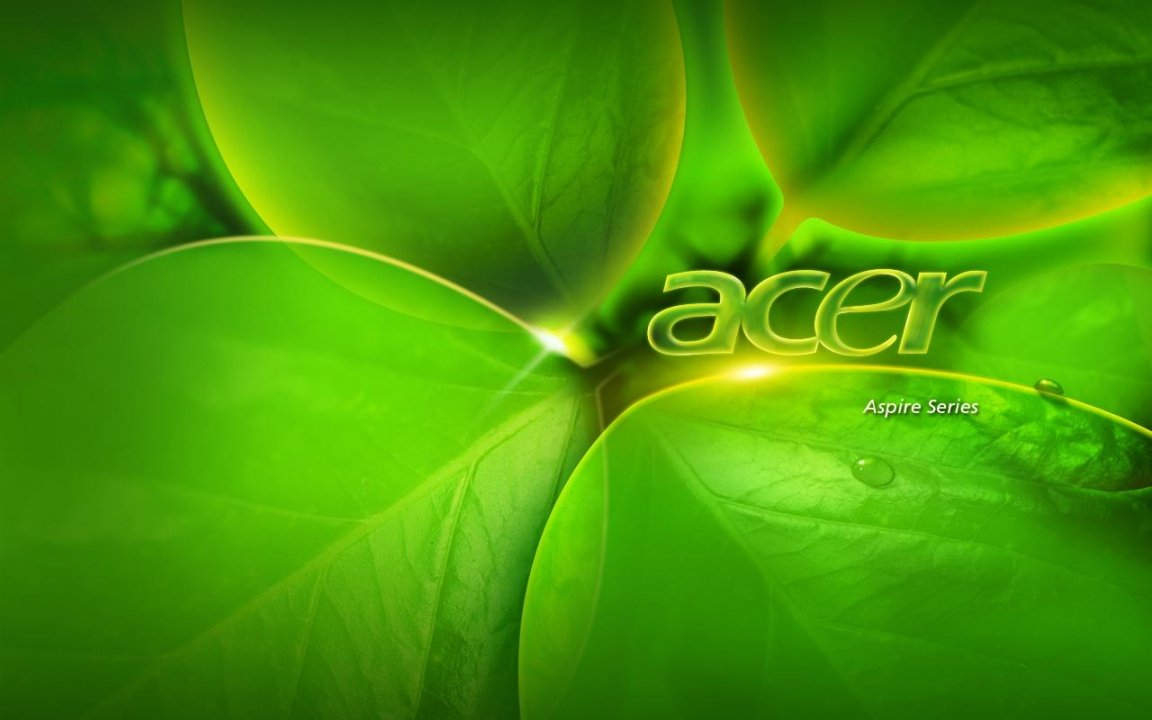Free Acer Green Aspire Windows 8 Wallpapers Hd