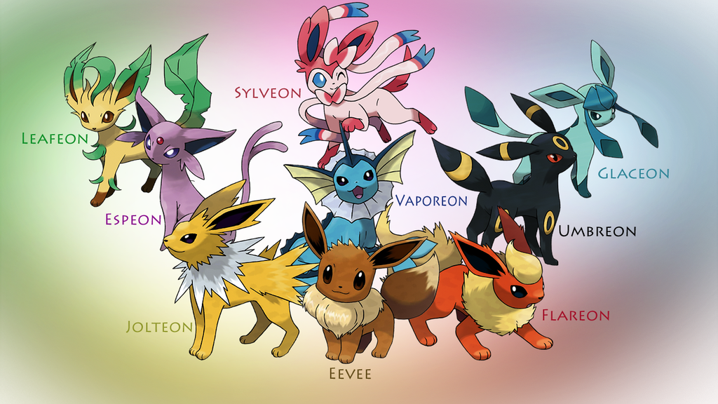 eeveelutions wallpaper - photo #12