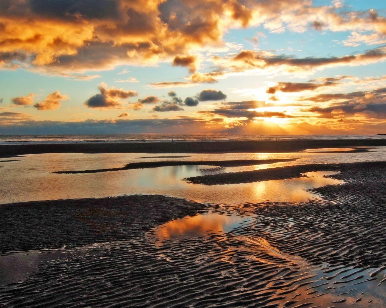 sunset wallpaper desktop Beach wallpaper desktopDesktop Backgrounds 1280x1024