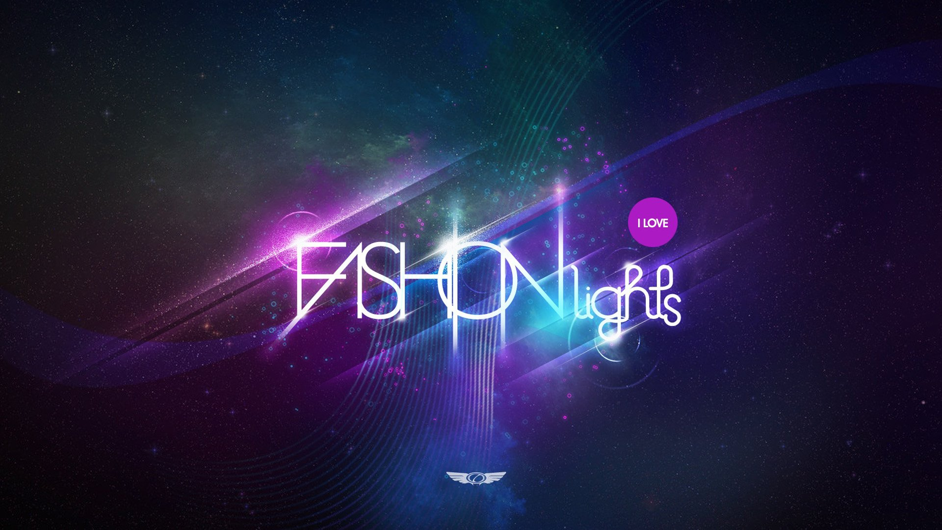 Pin Fashion Neon Lights Wallpaper 1920x1080 1920x1080