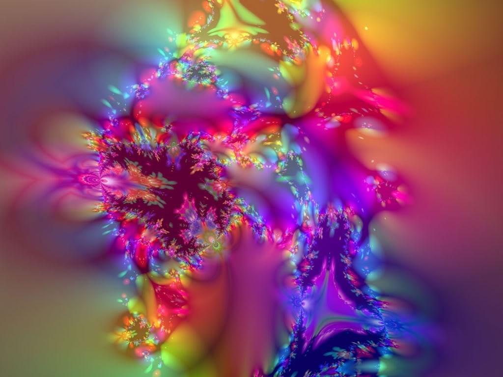 Acid Trip Wallpapers 1024x768