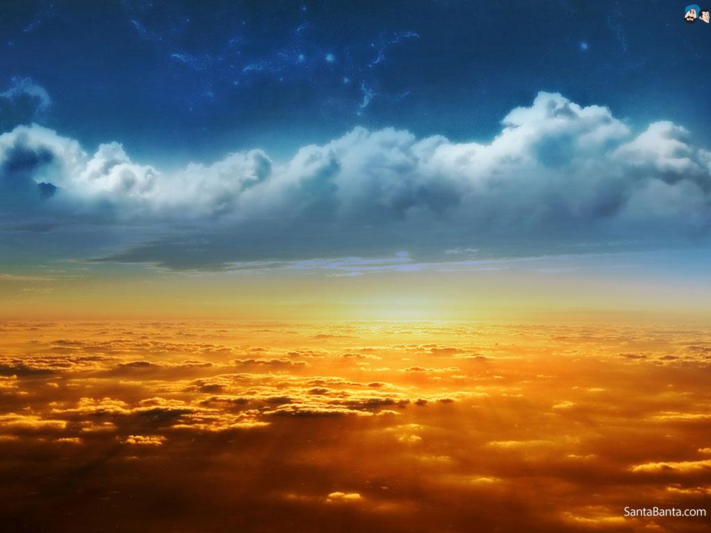 Clouds Wallpaper 43 1024x768