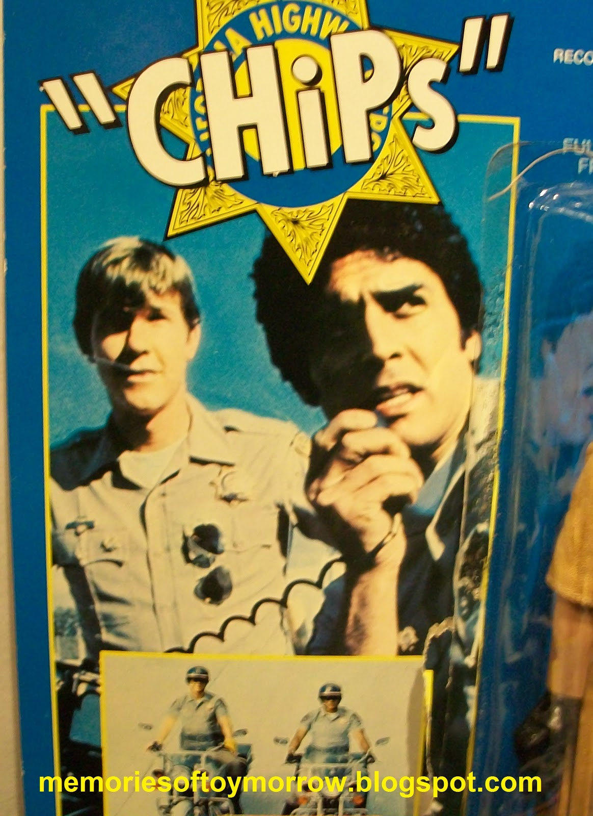 Chips Tv Show Chips mego ponch gets a 1164x1600