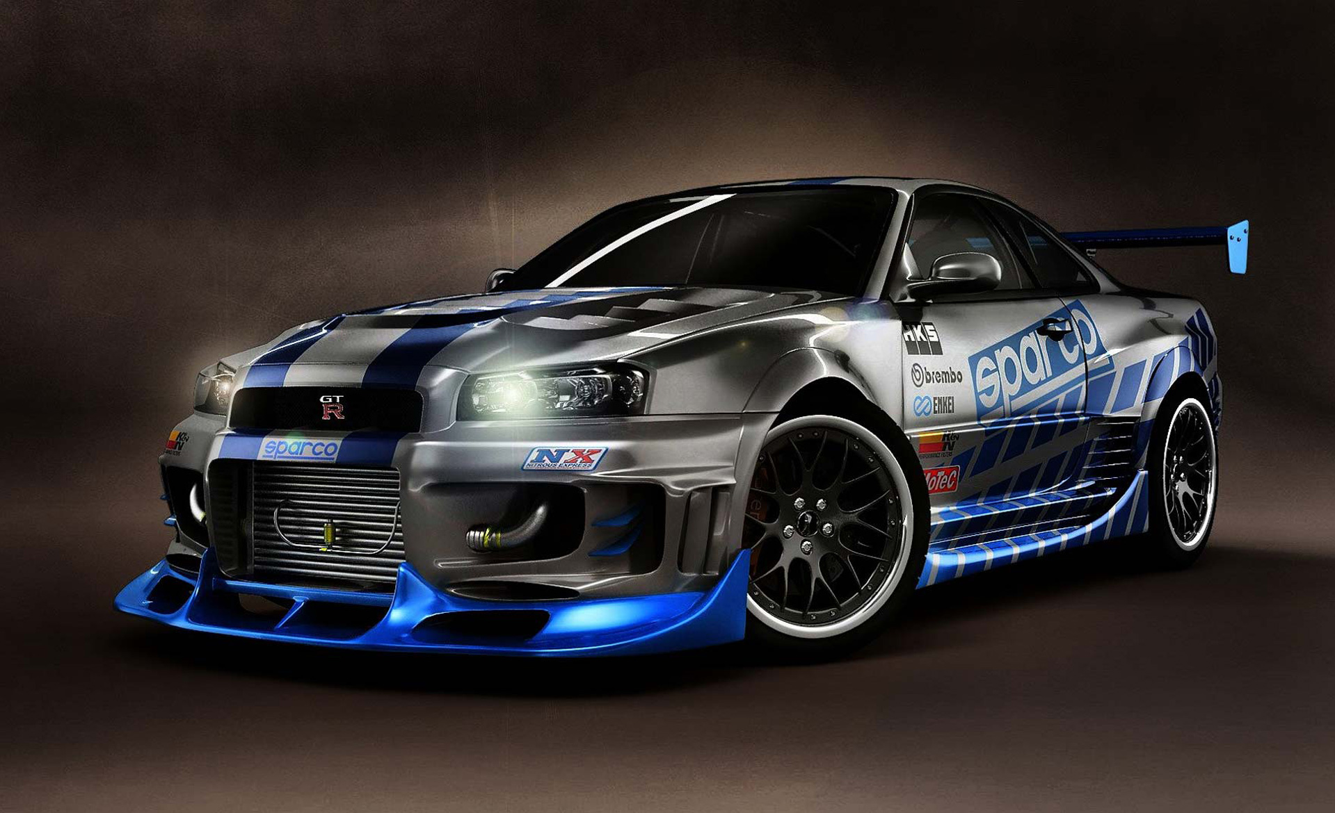 Nissan Gtr Fast And Furious >> Tuning Wallpapers - WallpaperSafari