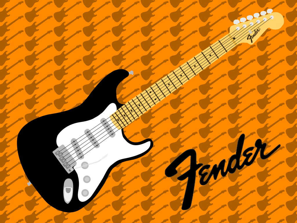 fender guitar wallpapers for desktop 2046 hd wallpaperspng 1024x768