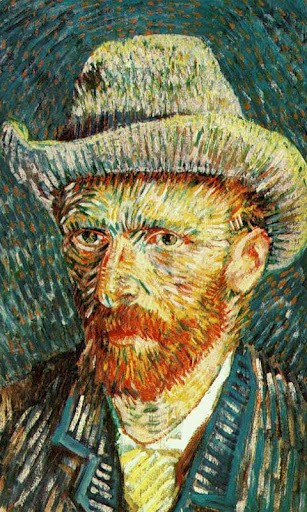View bigger Van Gogh HD wallpapers for Android screenshot 307x512