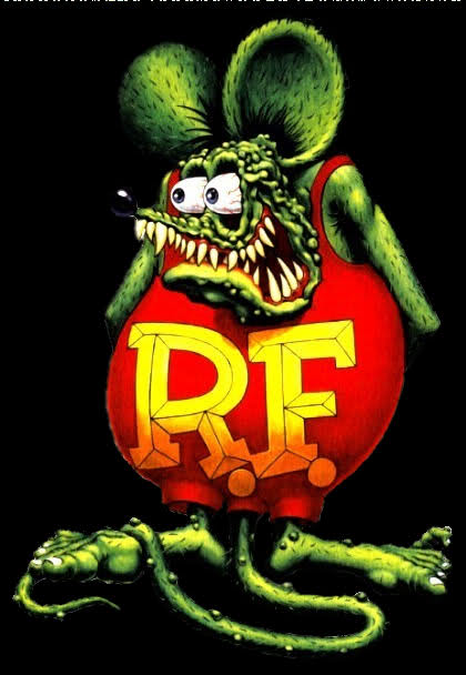 69   rat fink wallpaper on wallpapersafari