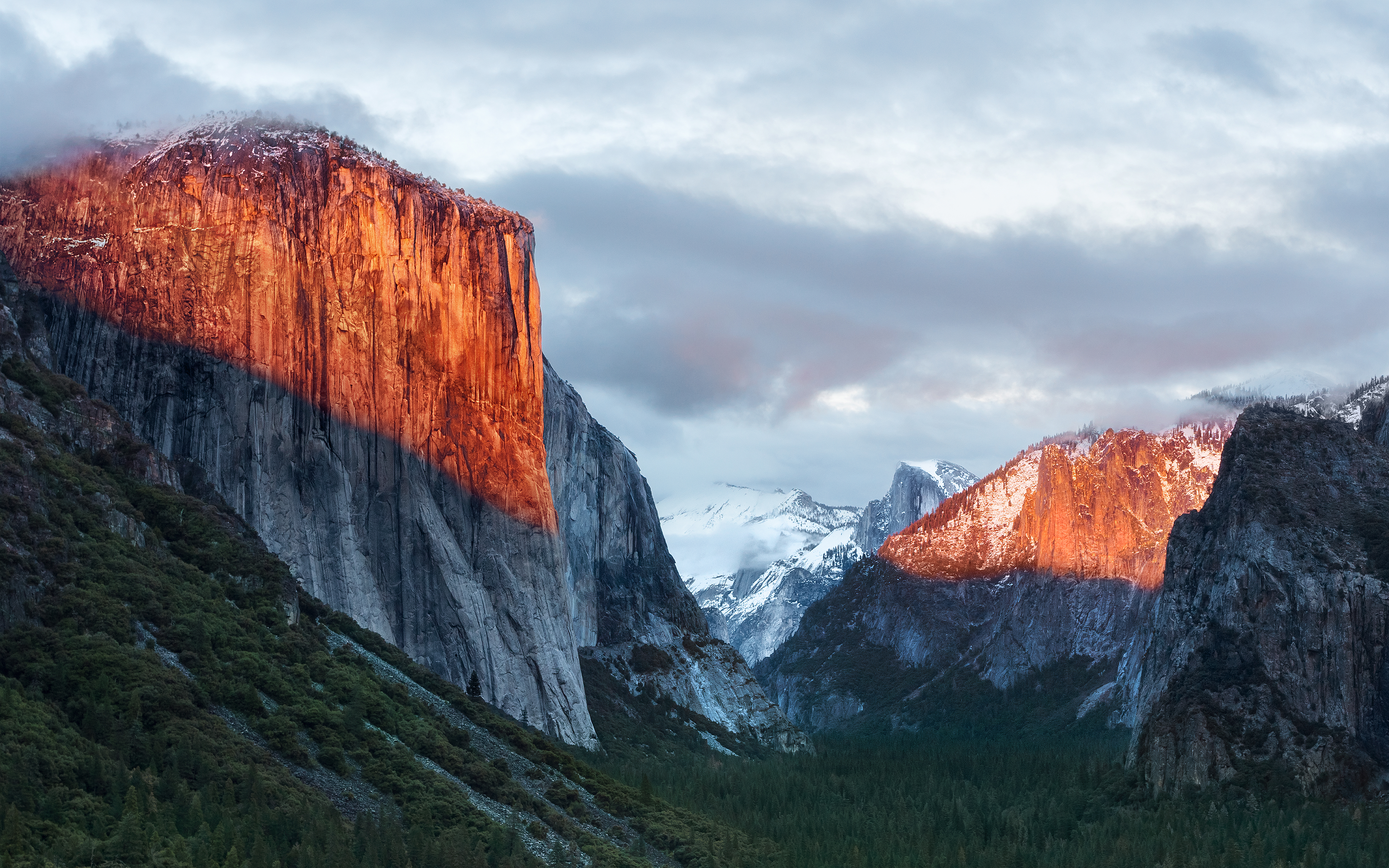 How to Get the OS X El Capitan Wallpaper Right Now 5120x3200