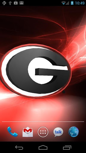 Georgia Bulldogs Logo Wallpaper Georgia bulldogs pix 288x512