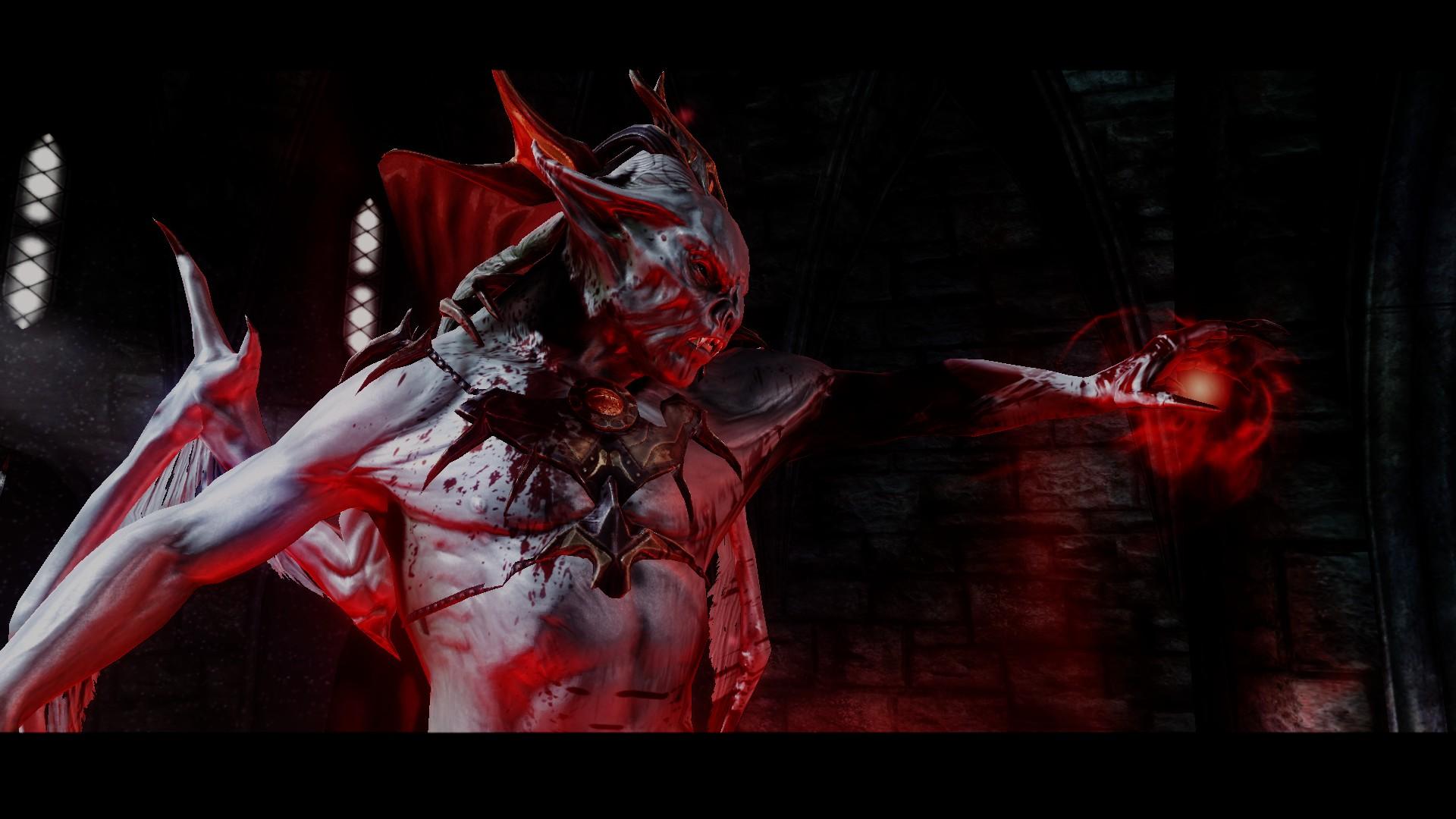 skyrim vampire wallpaper - photo #19