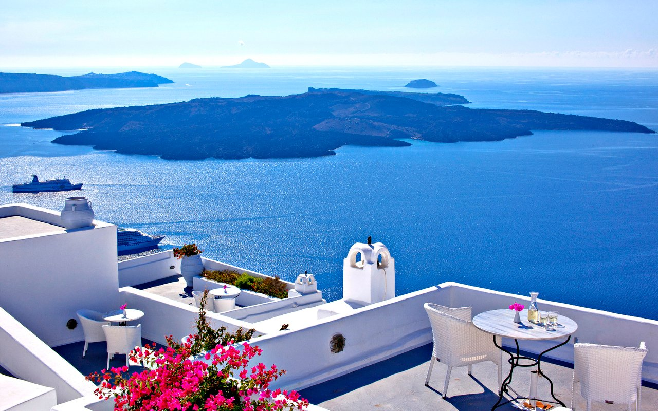 Santorini Wallpapers   Wallperiocom 1280x800