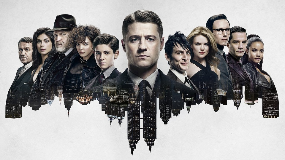 Download 32 gotham backgrounds 960x540