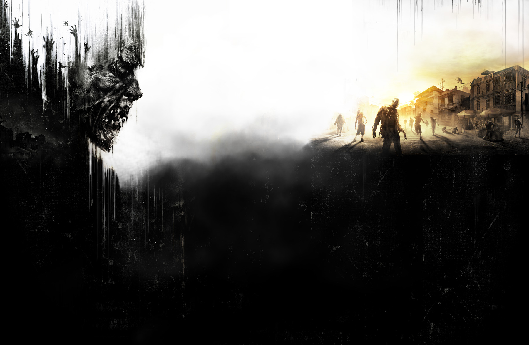 Free Download Dying Light Dark Zombie 4 Wallpaper Background