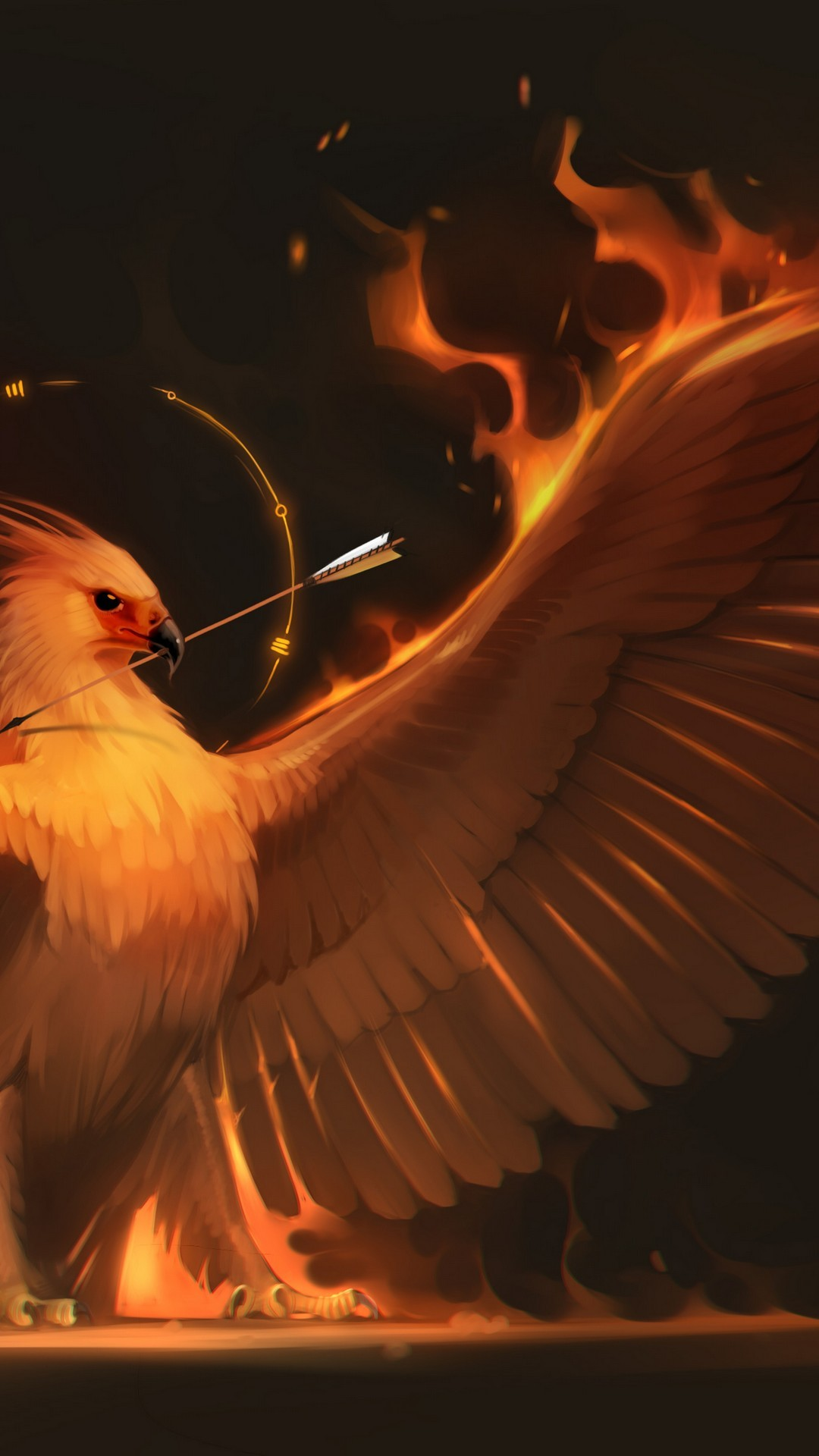 Phoenix Bird HD Wallpapers For Android   2019 Android Wallpapers 1080x1920