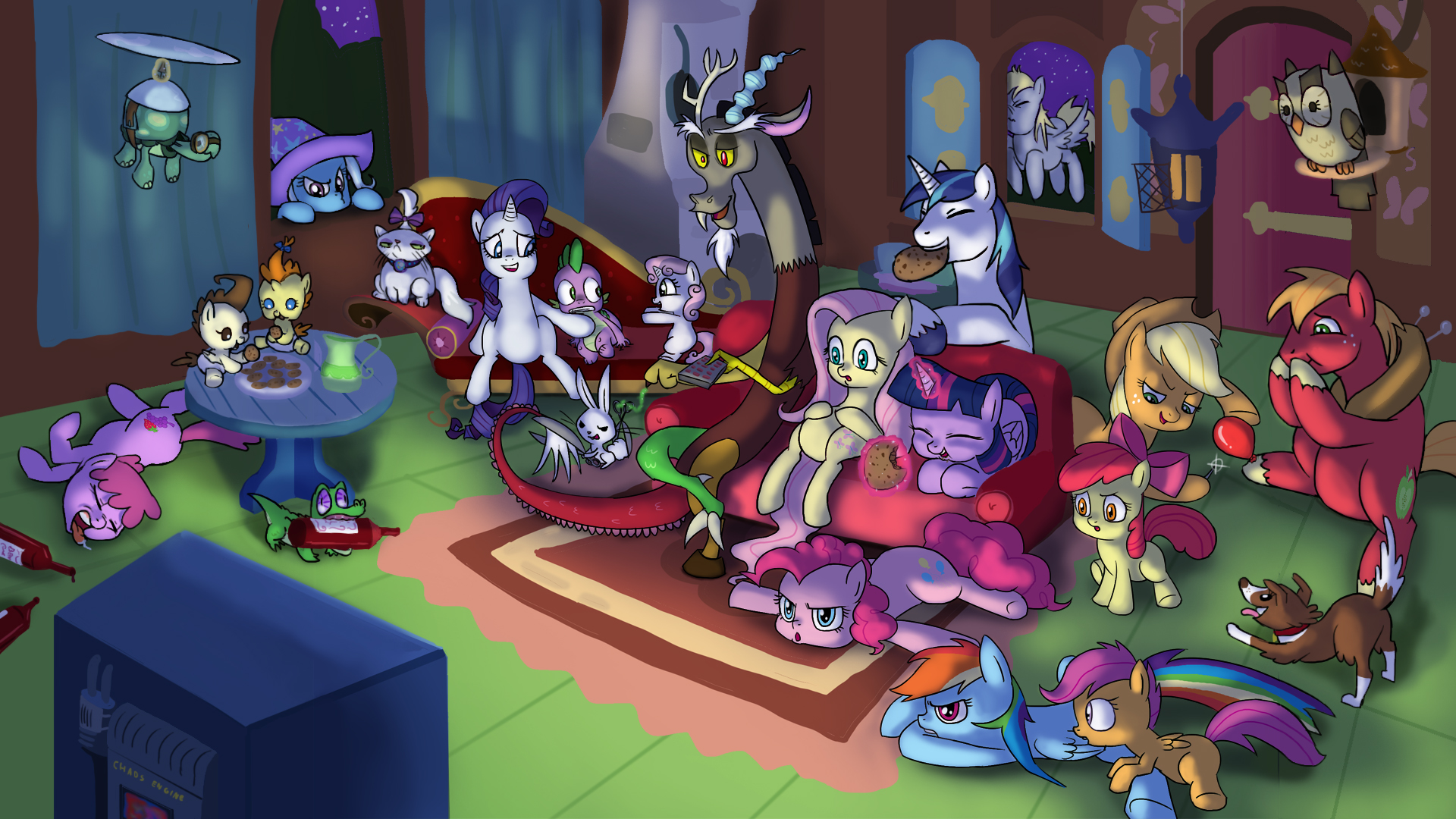 Free Download Movie Night My Little Pony Friendship Is Magic Know