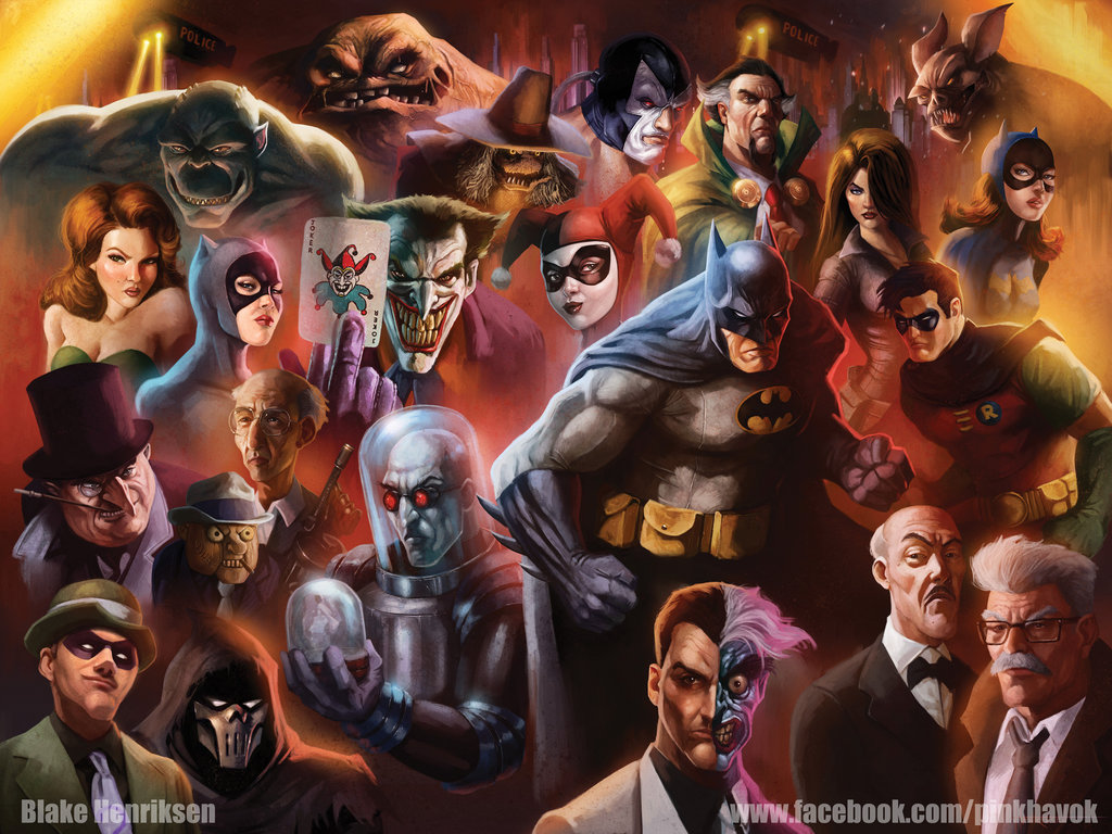 Free Download Batman The Animated Series By Pinkhavok 1024x768 For Your Desktop Mobile Tablet Explore 50 Batman Animated Series Wallpaper Batman Comics Wallpaper Moving Batman Wallpaper