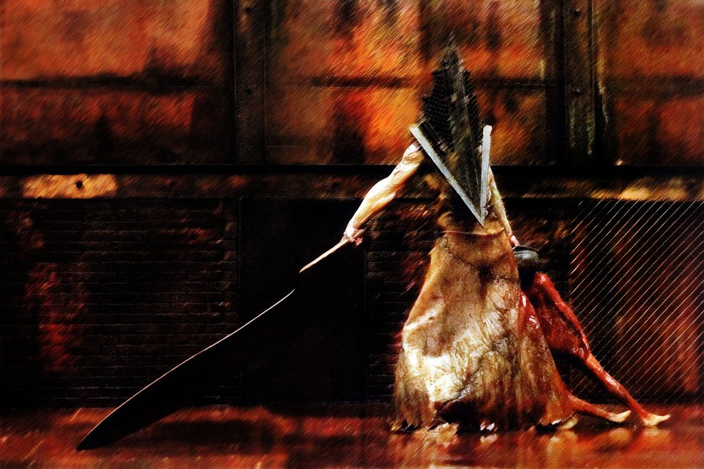 pyramid head wallpaper 1280x800 - photo #9
