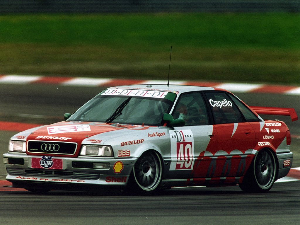 Audi 80 Quattro Competition Race Car 8CB4 Wallpapers Cool Cars 1024x768