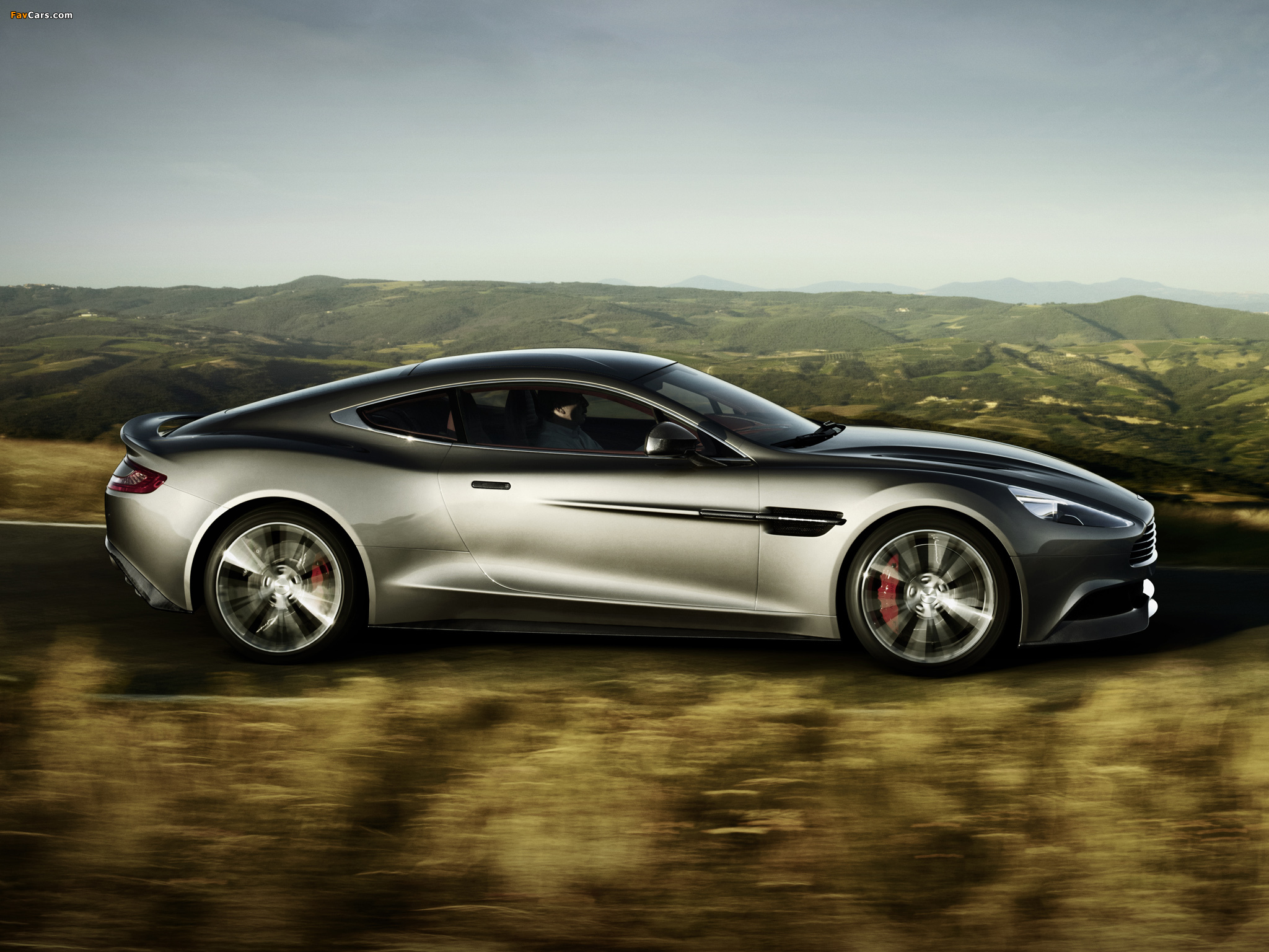 Download Aston Martin Vanquish Wallpaper Download Aston Martin 2048x1536