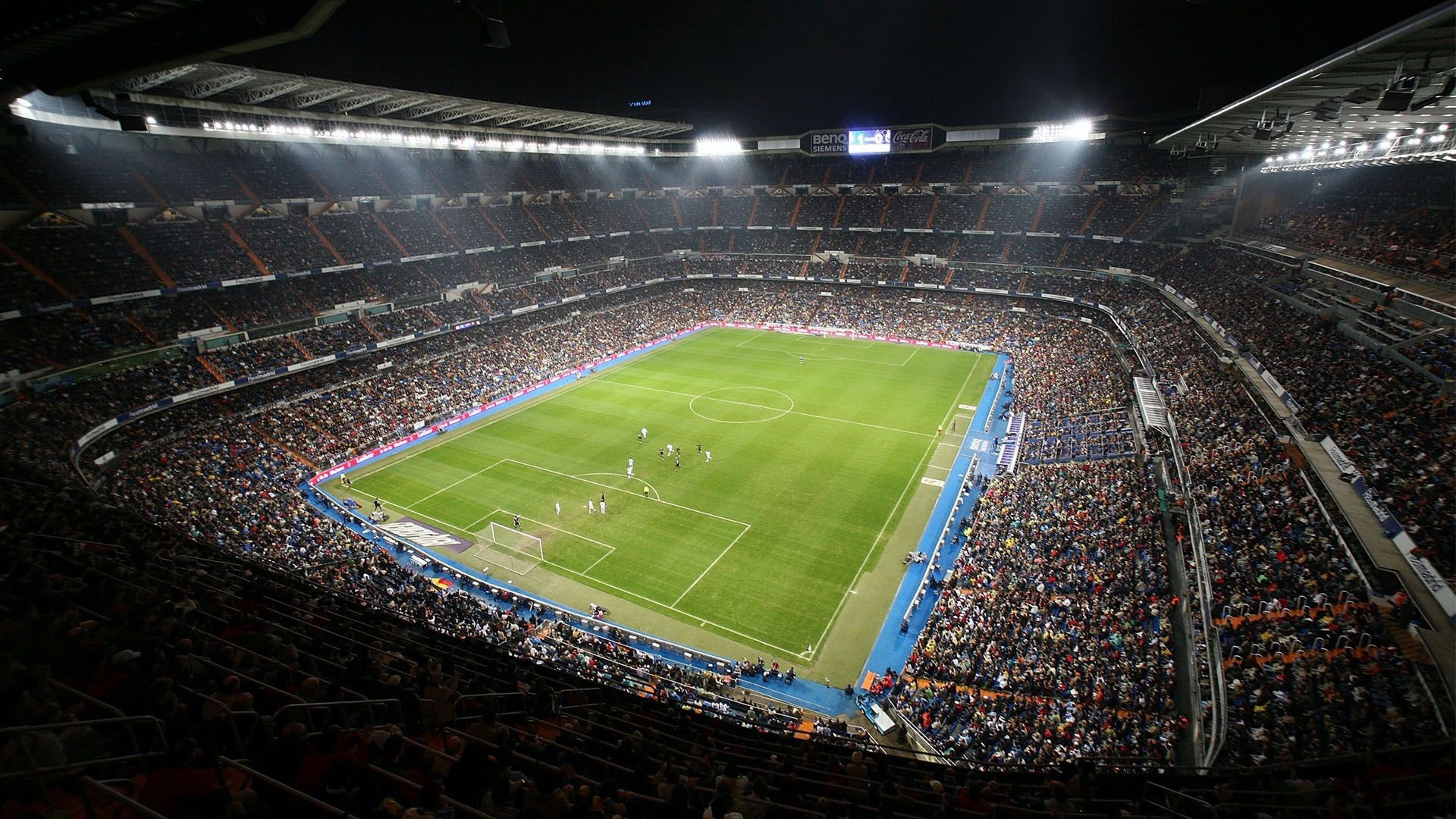 Santiago Bernabeu Stadium wallpaper   999291 1920x1080