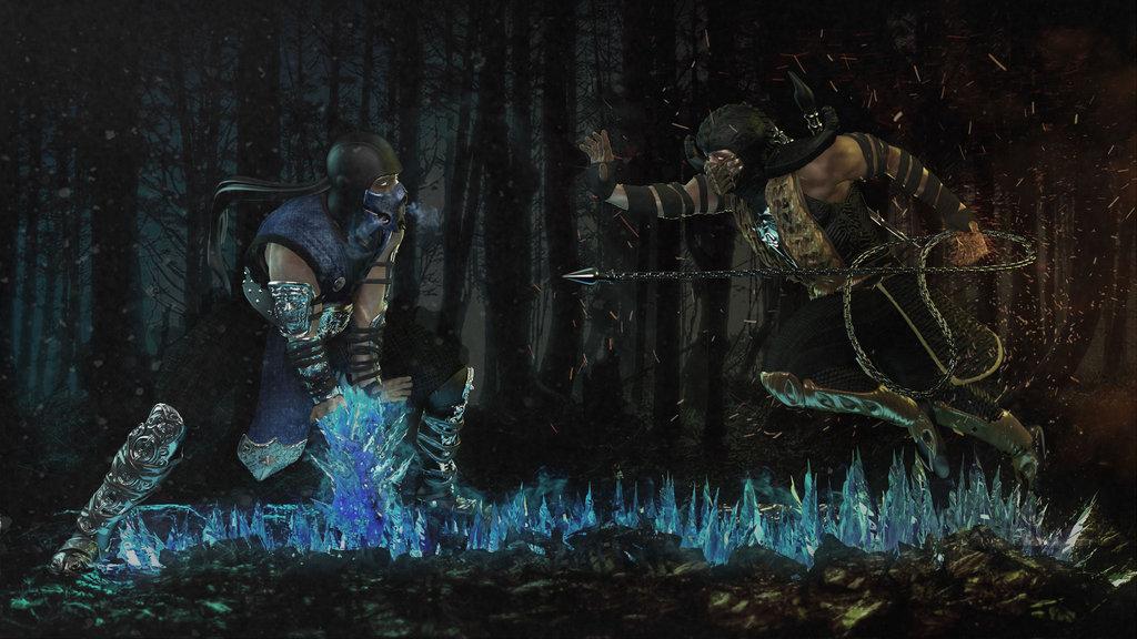 Scorpion vs Sub Zero Final by mgorbea 1024x576