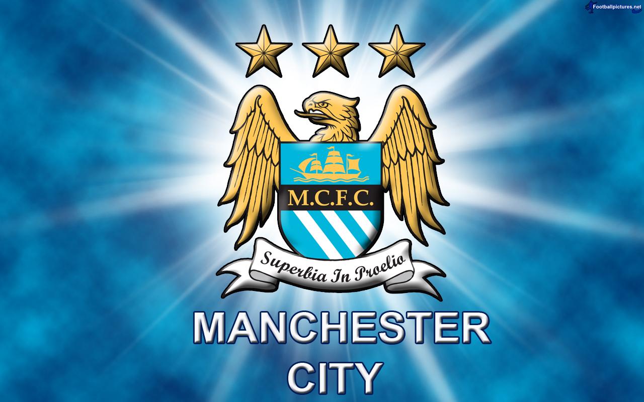 Barcelona Vs Man City Logo: Manchester City Wallpaper 2016