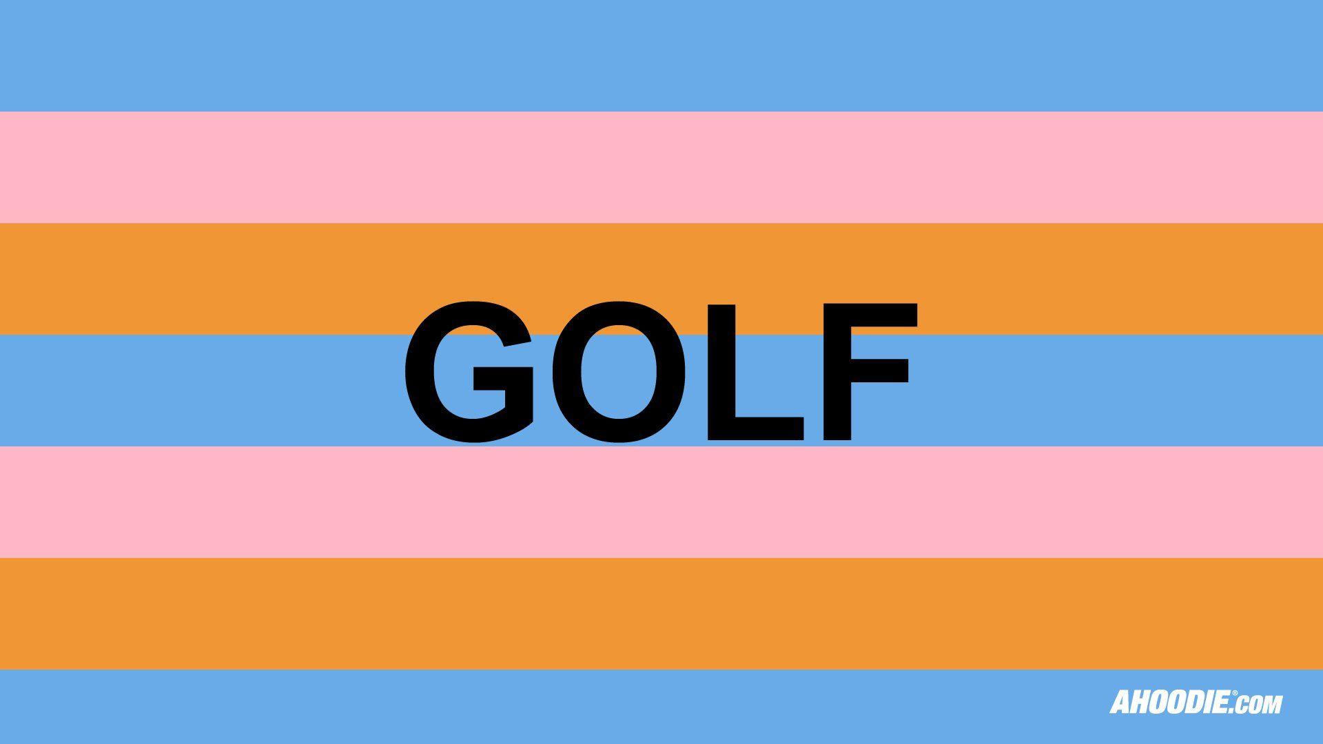 Golf Ahoodie Wallpapers   Top Golf Ahoodie Backgrounds 1920x1080