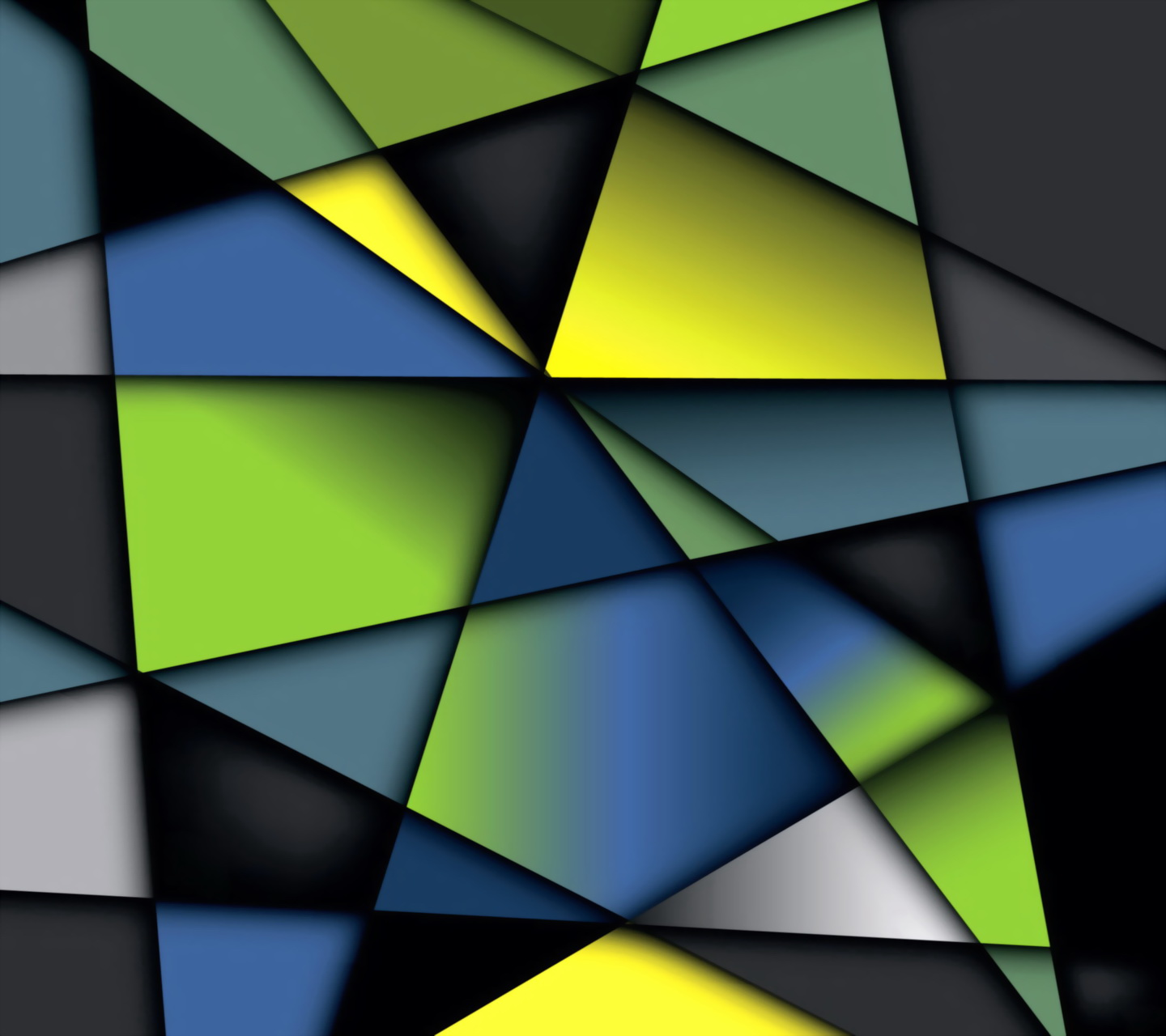 Geometric Wallpapers OhTopTens 1440x1280