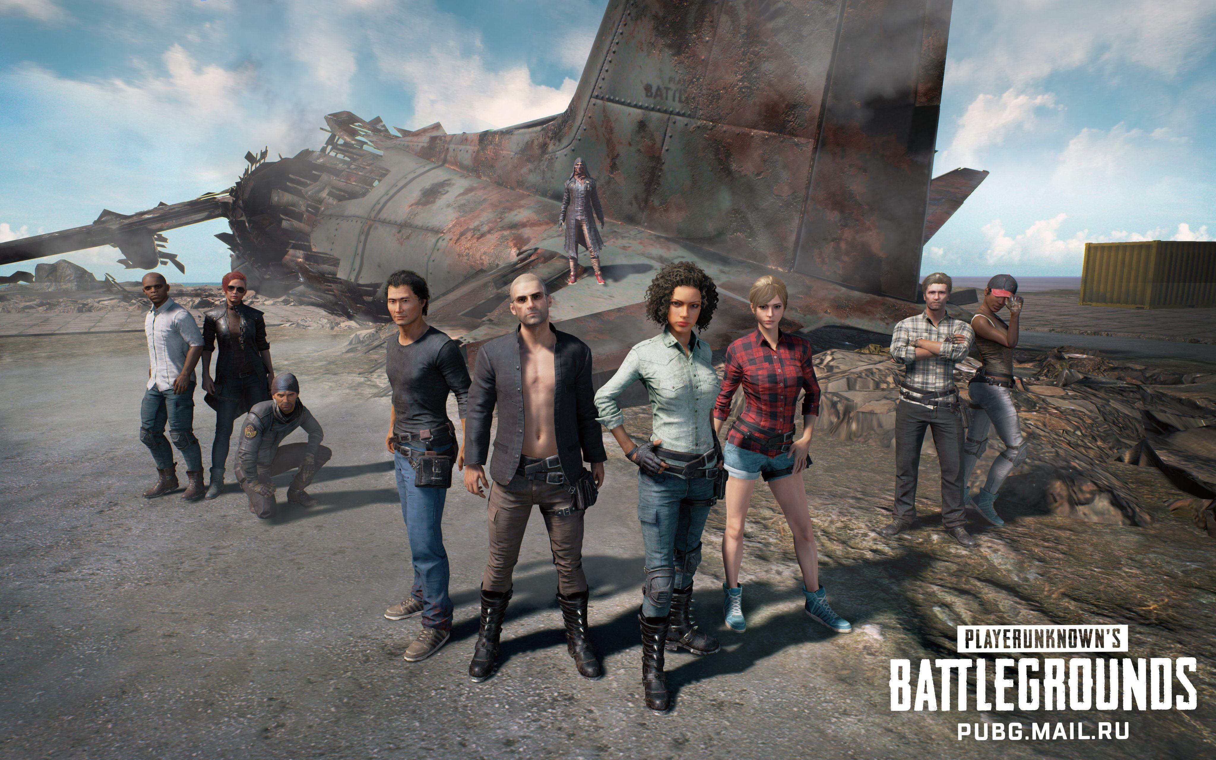 PlayerUnknowns Battlegrounds PUBG Wallpapers and Photos 4096x2560
