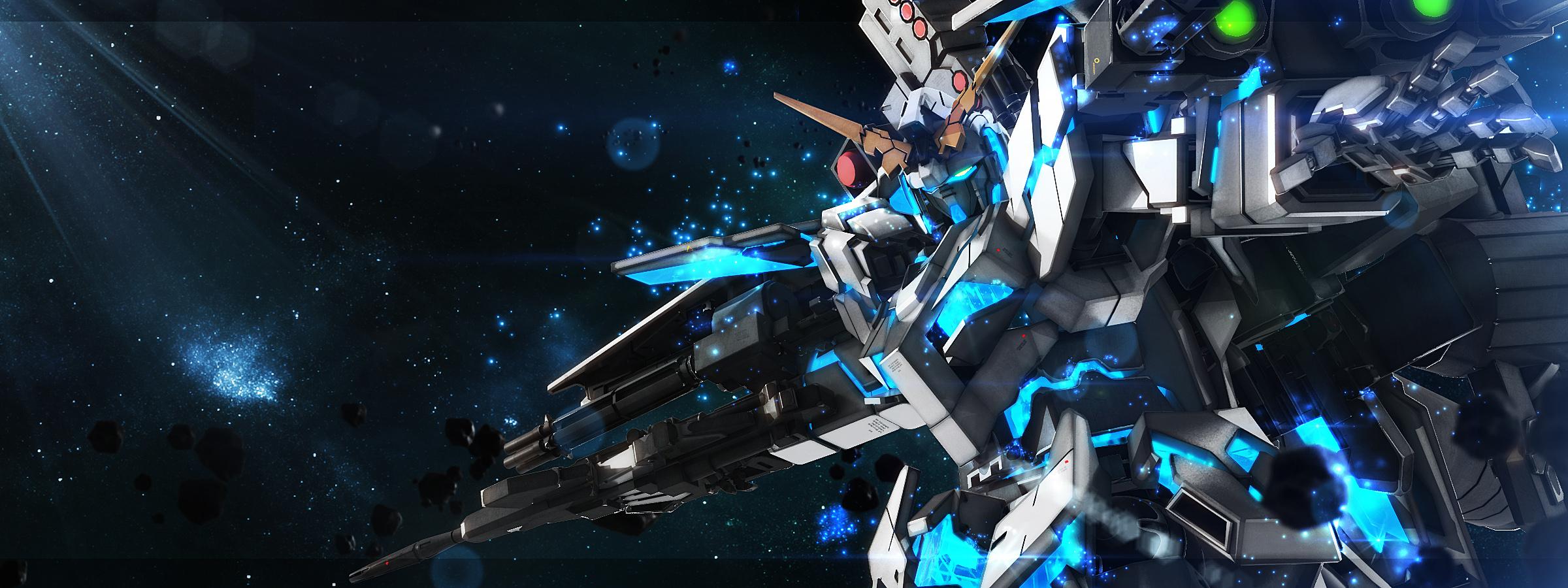 Gundam Wallpapers 2400x900