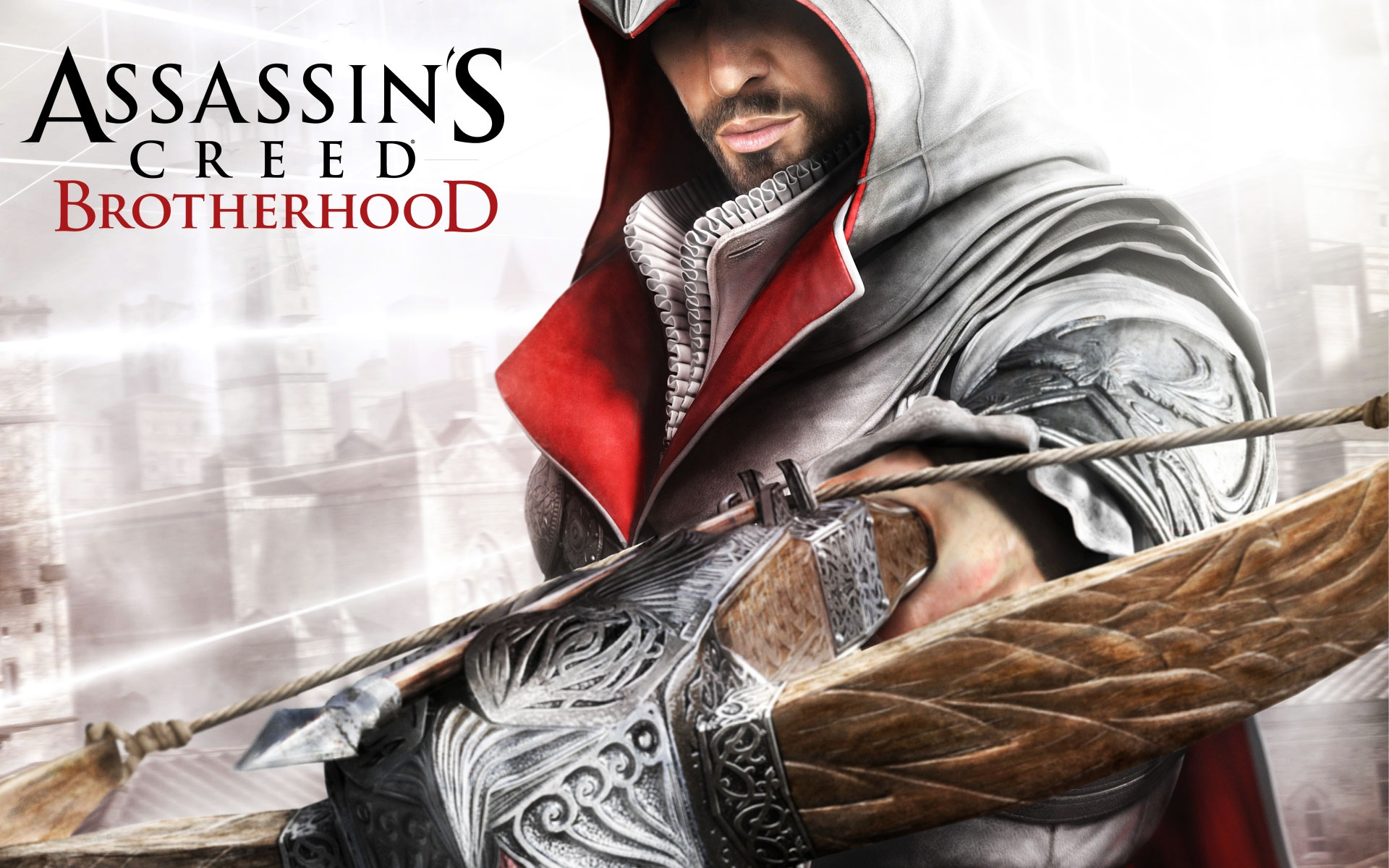 Assassins Creed Brotherhood Game Wallpapers HD Wallpapers 1920x1200