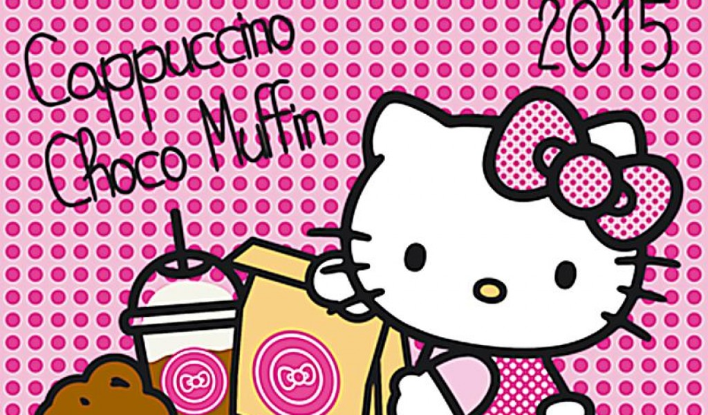 1024x600px Gambar Wallpaper Hello Kitty Wallpapersafari