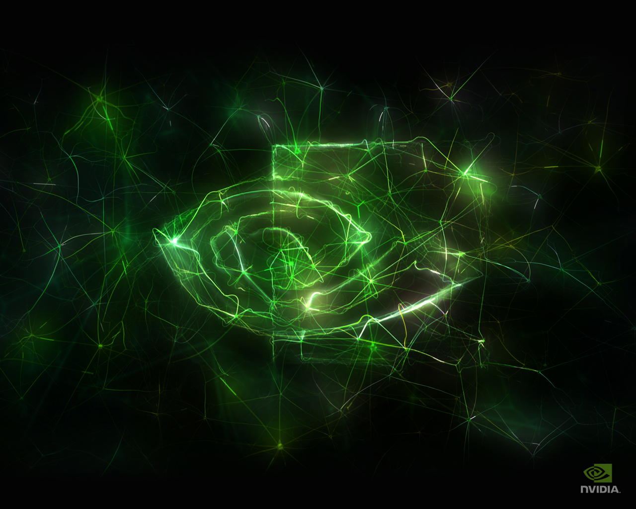 Wallpaper Download Demos Wallpapers and Screensavers NVIDIA Cool 1280x1024
