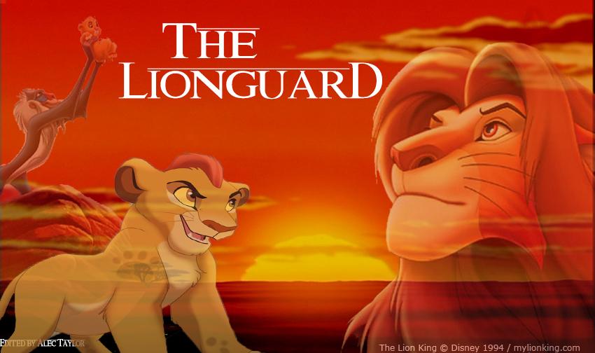 Lion Guard Wallpaper Wallpapersafari