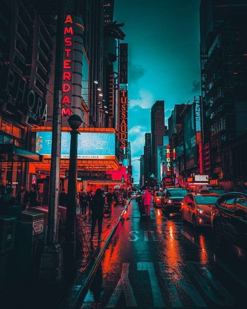 Free Download Night In The City City Aesthetic City Landscape City 864x1080 For Your Desktop Mobile Tablet Explore 43 Retro Aesthetic City Wallpapers Retro Aesthetic City Wallpapers Aesthetic Retro