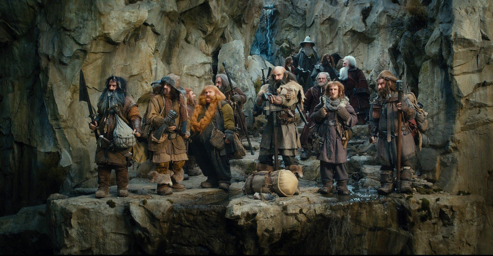 The Hobbit An Unexpected Journey hd wallpapersImage to Wallpaper 1600x832