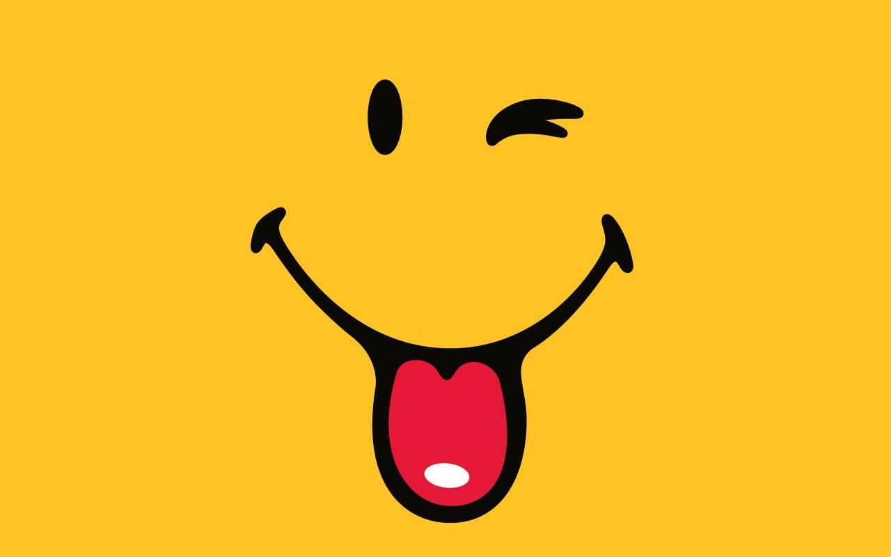 Smiley Symbol 5 Best Smiley Wallpapers for Desktop 1280x800