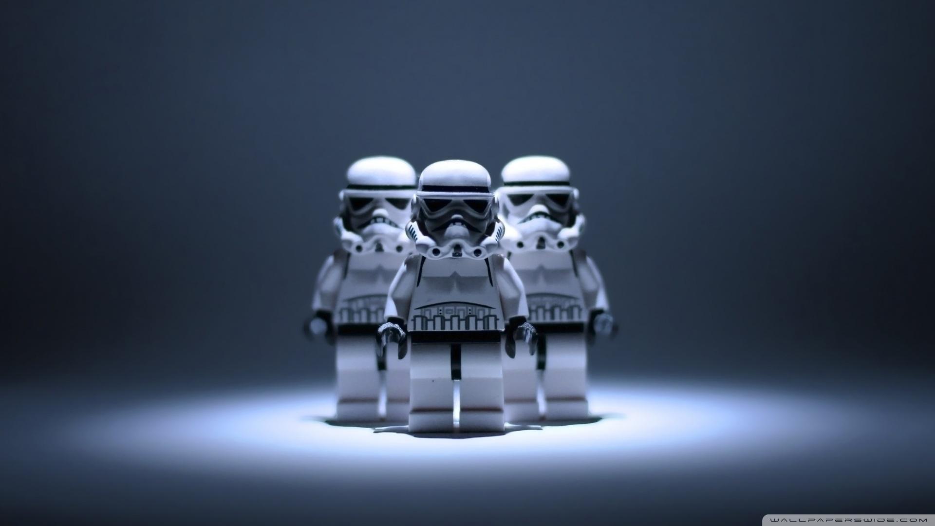 Star Wars Lego Stormtrooper Wallpaper 1920x1080 Star Wars Lego 1920x1080
