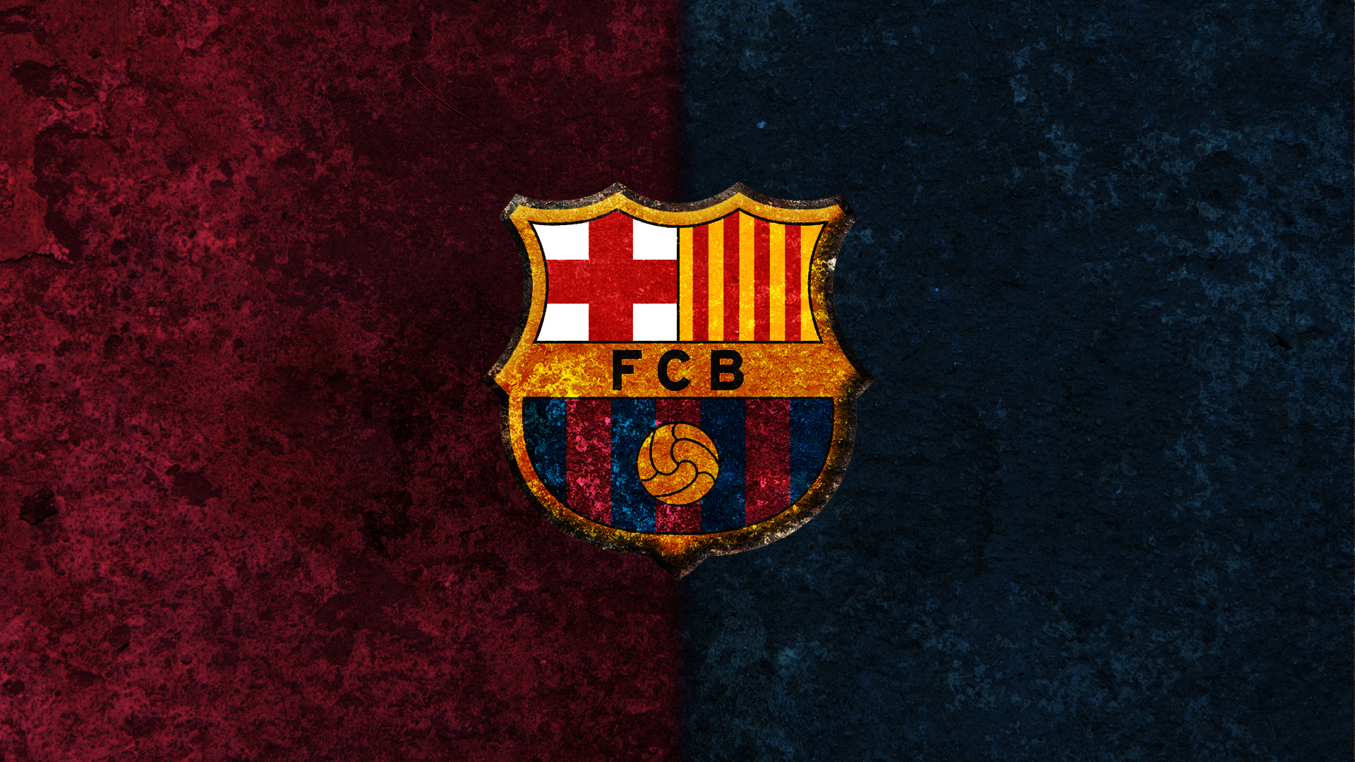 Barcelona Fc Logo Wallpaper HD 2013 1920x1080