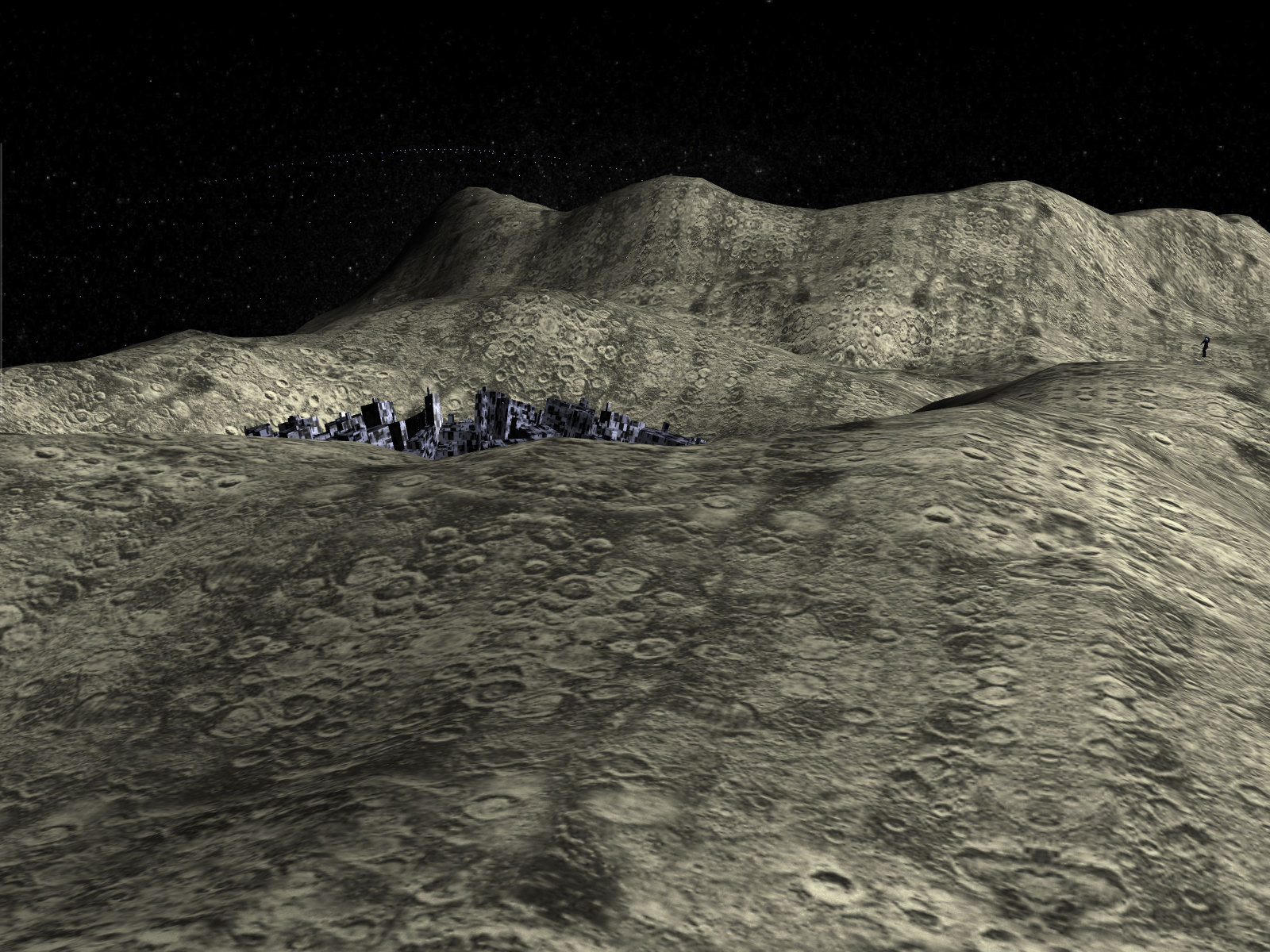 moon base wallpaper - photo #36