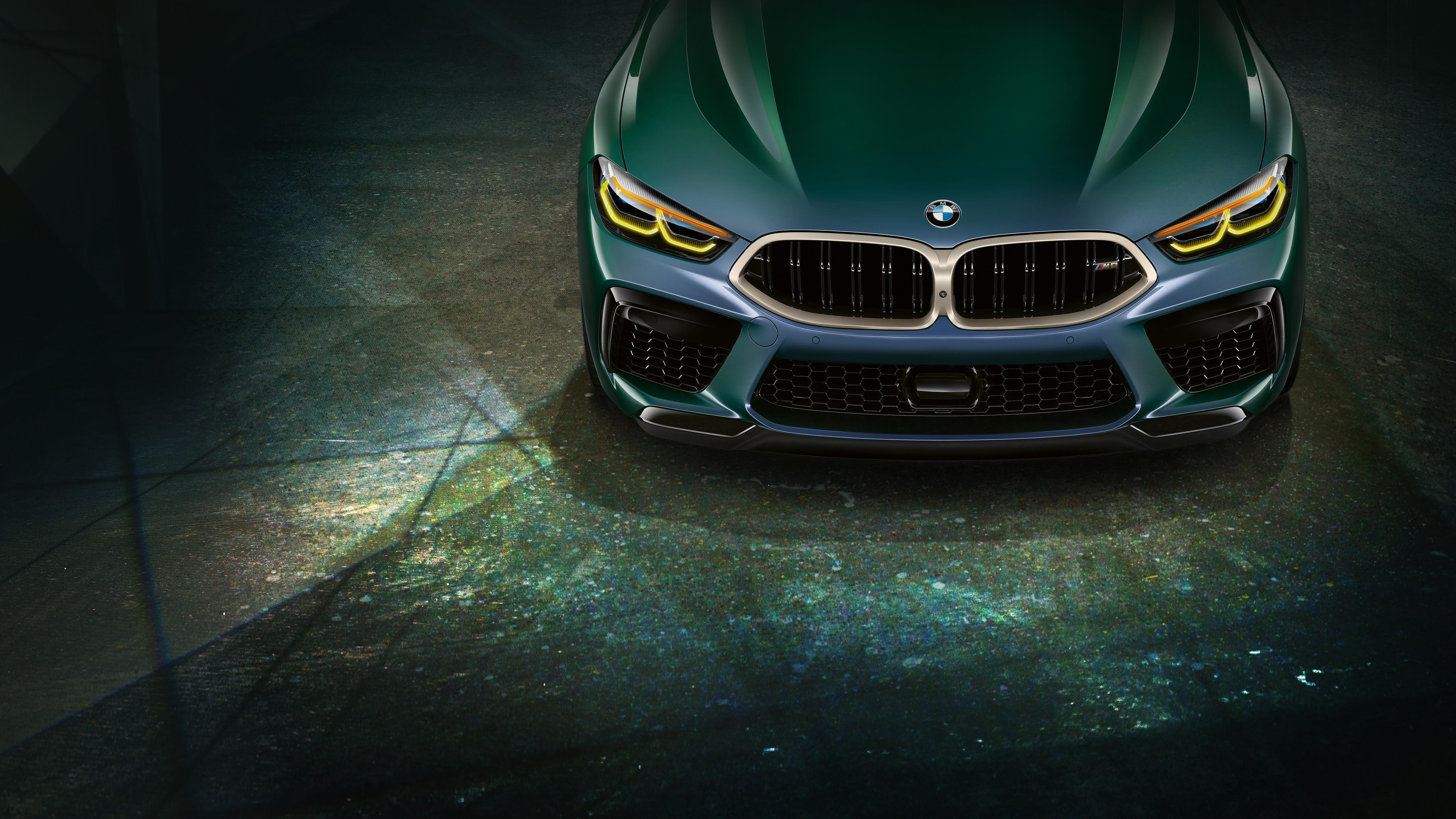 2020 BMW M8 Gran Coupe First Edition Wallpapers 5120x2880