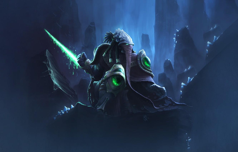 Wallpaper The game Style Blizzard Art Fiction Protoss 1332x850