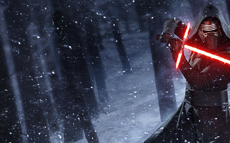 Kylo Ren Star Wars Lightsaber Wallpapers HD Wallpapers 2880x1800