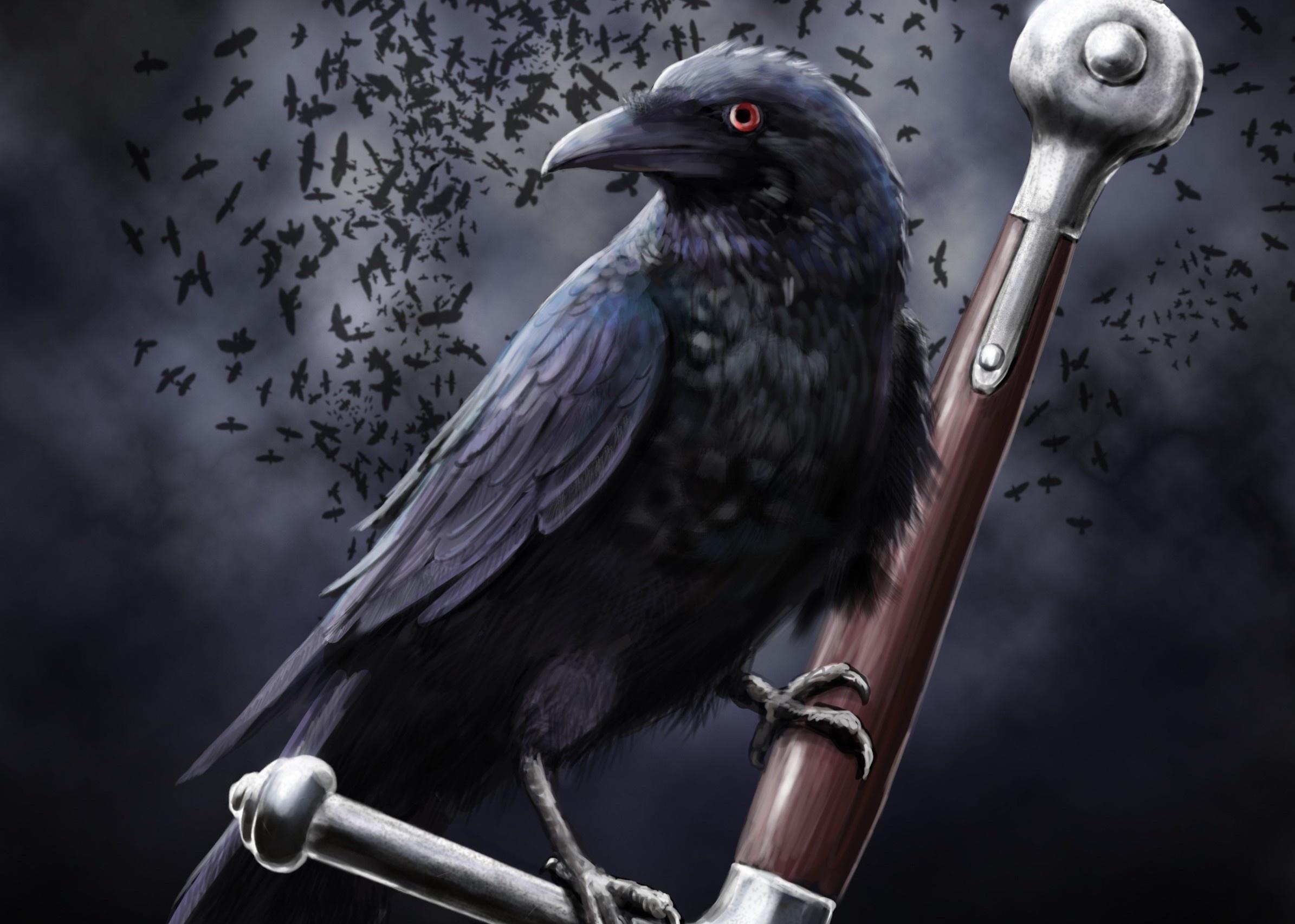 sword death dark swords weapon weapons fantasy wallpaper background 2390x1705